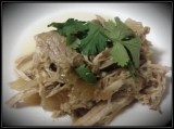 Green Chile Pulled Pork