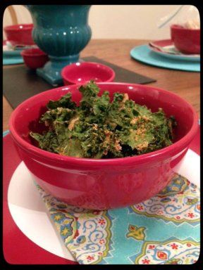 Doritos Kale Chips