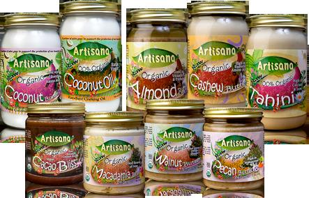 Artisana products