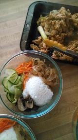 Spicy Korean PorkBowls