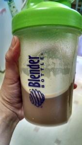 protein shake 2