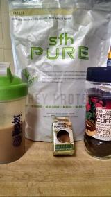 Pumpkin Spice Protein(Latte)